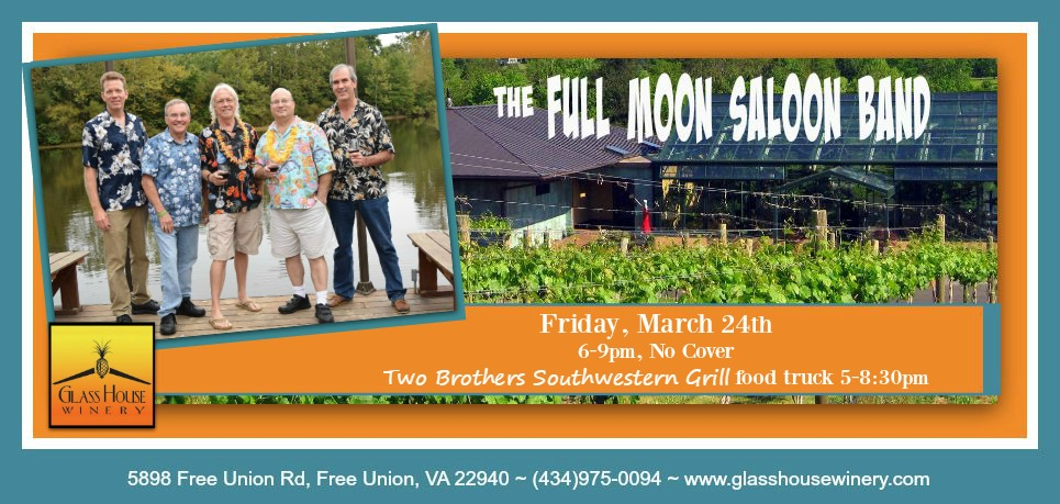 Full Moon Saloon with Two Brothers Southwestern Grill Food Truck