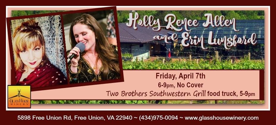 Hollies Follies (Holly Allen) with Two Brothers Southwestern Grill Food Truck