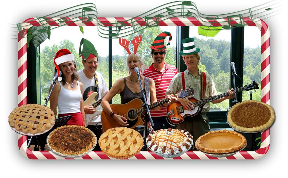 MoJo Pie Christmas Singalong and Pie Share