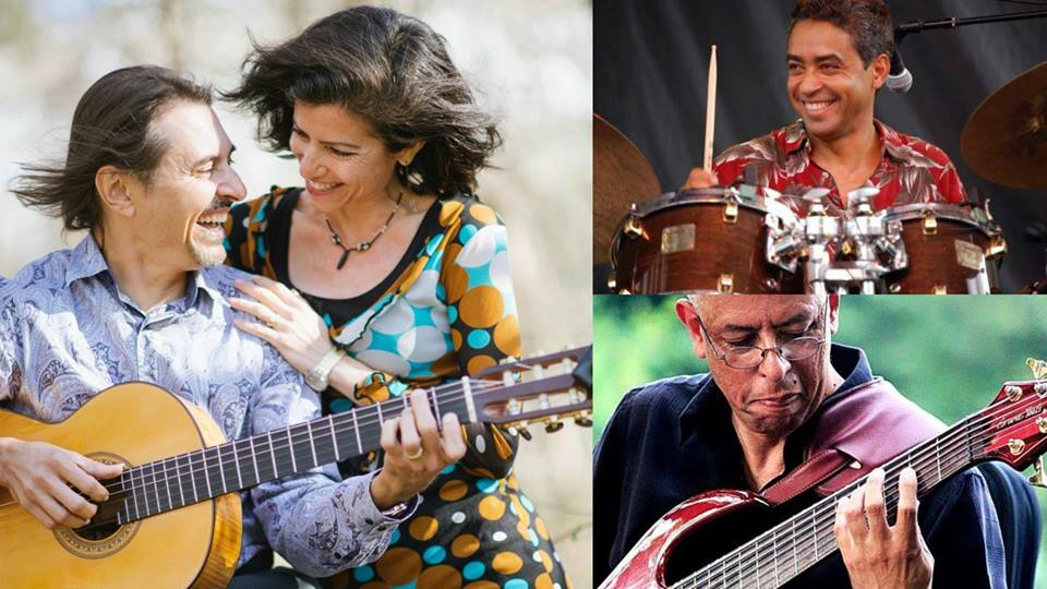 Brazilian Jazz with Beleza and Brazilian Guest Artists - Glass House