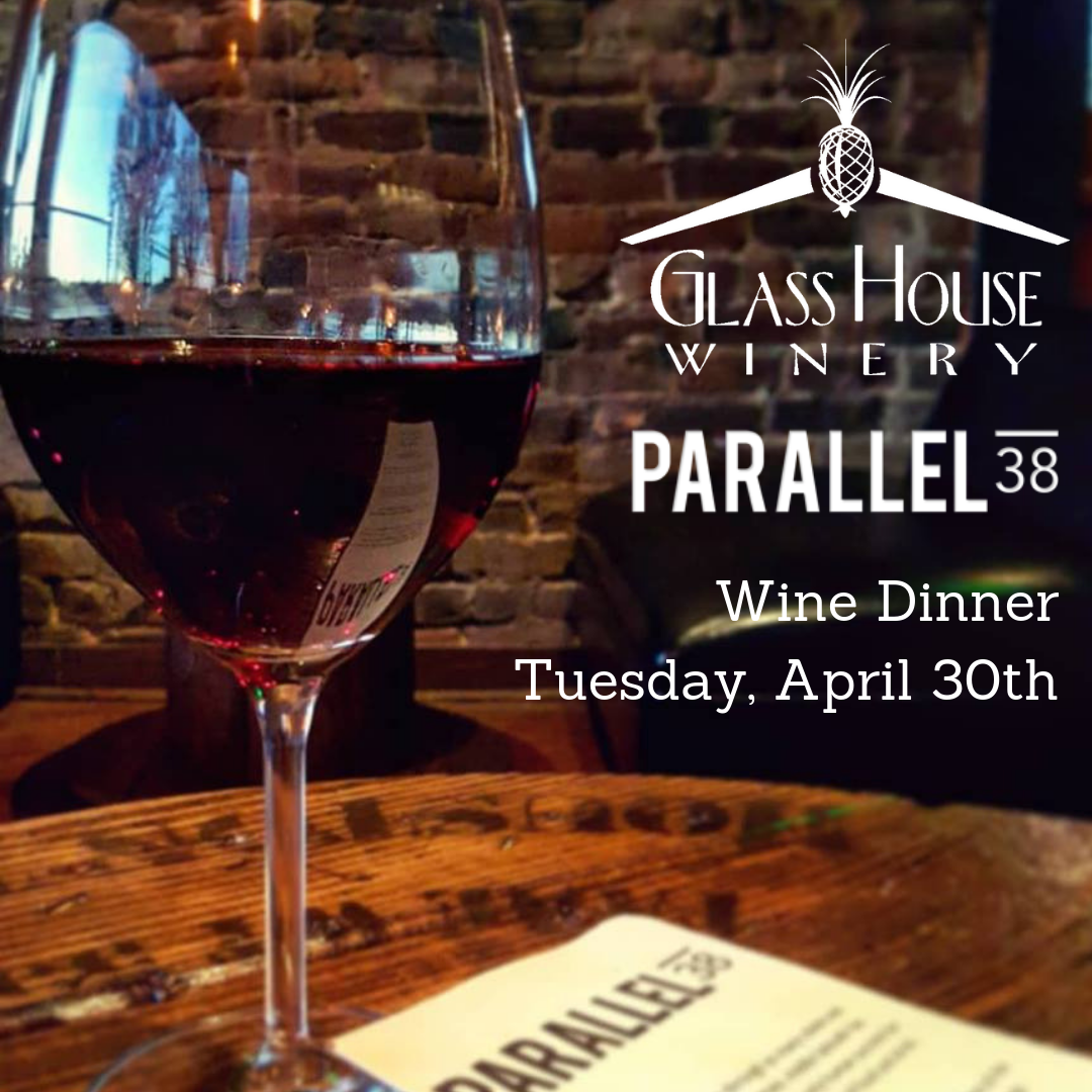 Taste of The Monticello Wine Trail dinner with Parallel 38!