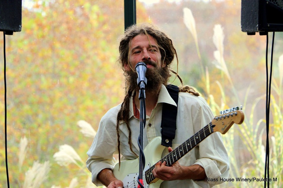 An Evening of Reggae with Greg Ward & Friends With The Bavarian Chef food truck]