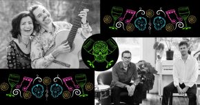 Day of The Dead Party with Beleza Quartet, with Two Brothers Southwestern Food Truck