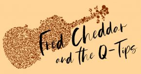 Fred Cheddar and the Q-Tips with Ignacio and Maria's Mexican Tacos food truck